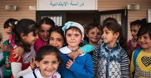 حملة تبرعات للأطفال السوريين تطلقها دار الأفتاء في اسطنبول