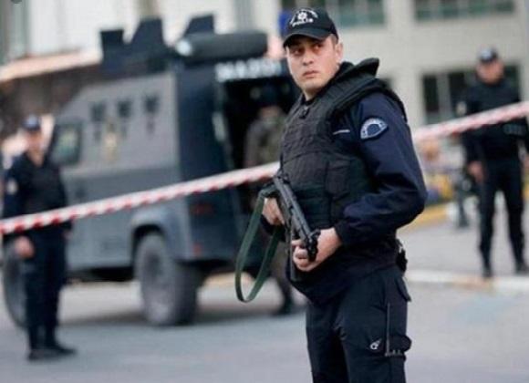 اعتقال 7 مهاجرين غير شرعيين في أدرنة