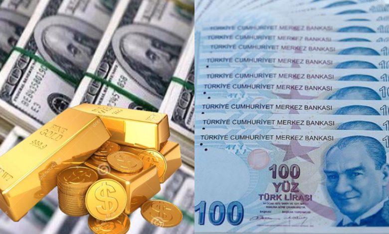 ارتفاع ملحوظ في أسعار الذهب في تركيا اليوم الجمعة 22اكتوبر2021