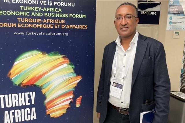رجال أعمال أفارقة يرغبون بالتعاون مع الشركات التركية