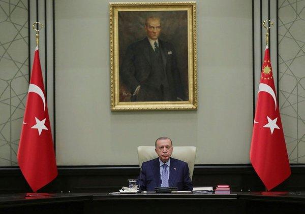 أردوغان يرحب بانسحاب 10 سفراء من بيان كافالا