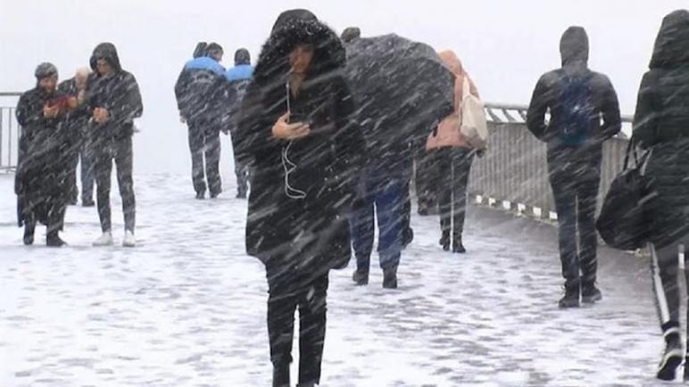 آخر أخبار الطقس في تركيا.. الأرصاد تصدر تحذيرًا لاسطنبول ومدن أخرى