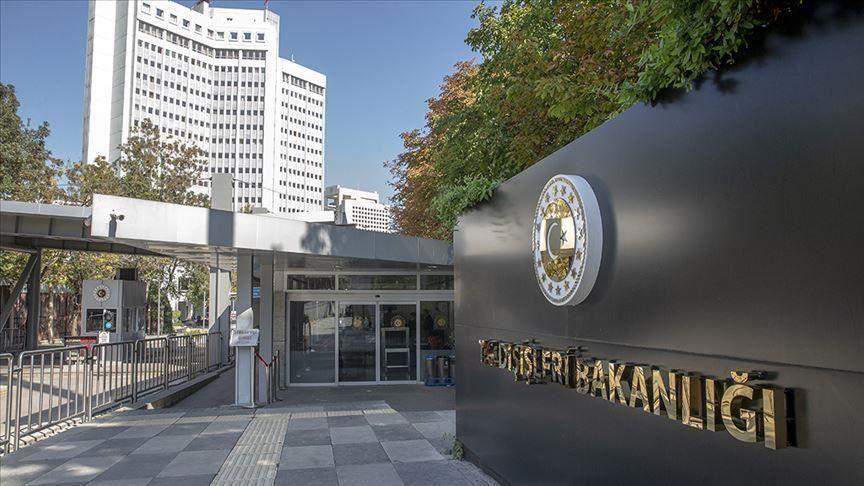 ترفض تركيا بيان سفراء 10 دول وتصفه بأنه