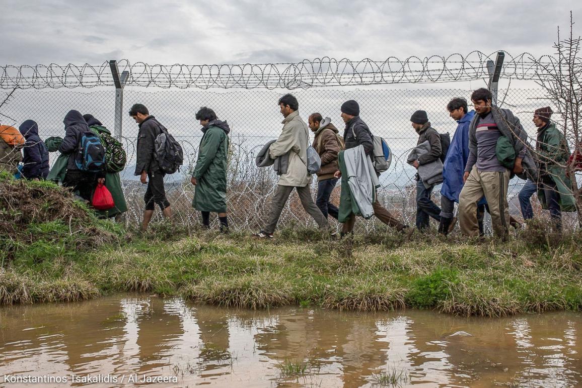 ضبطت الشرطة الألمانية قرابة 700 مهاجر غير شرعي على حدودها!