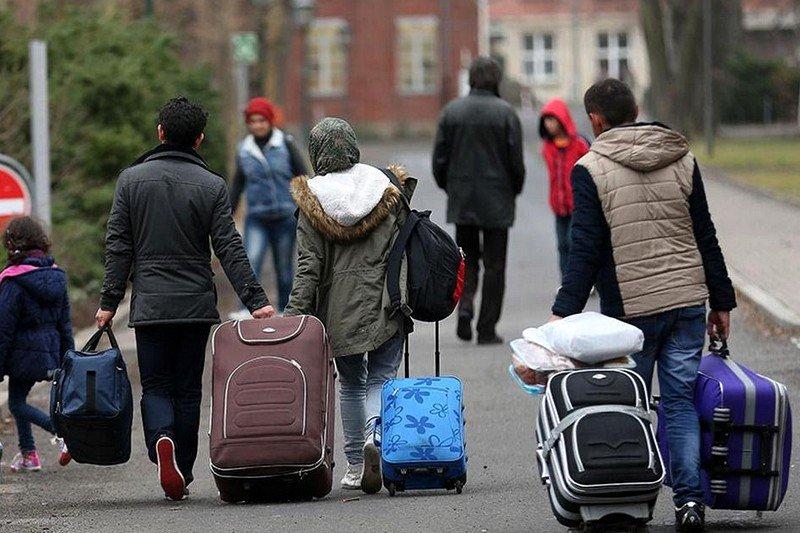 أكثرهم من سوريا والعراق .. ارتفاع ملحوظ في طلبات اللجوء إلى ألمانيا