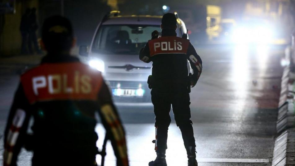 فرق الشرطة تعتقل تجار المخدرات في اسطنبول