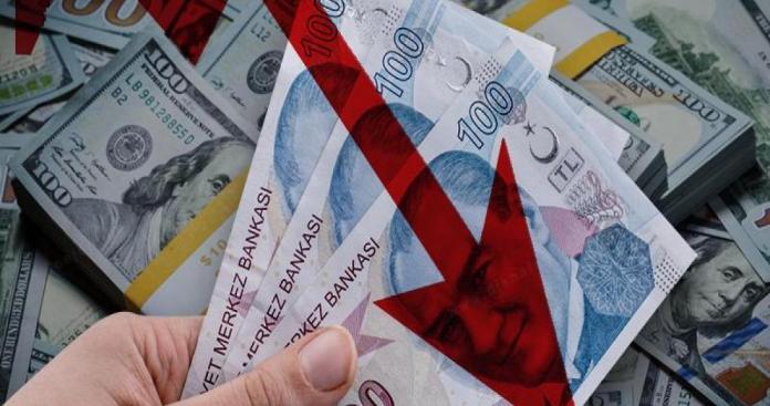 سجل انهيار تاريخي بالليرة التركية وتجاوز اليورو 11 ليرة