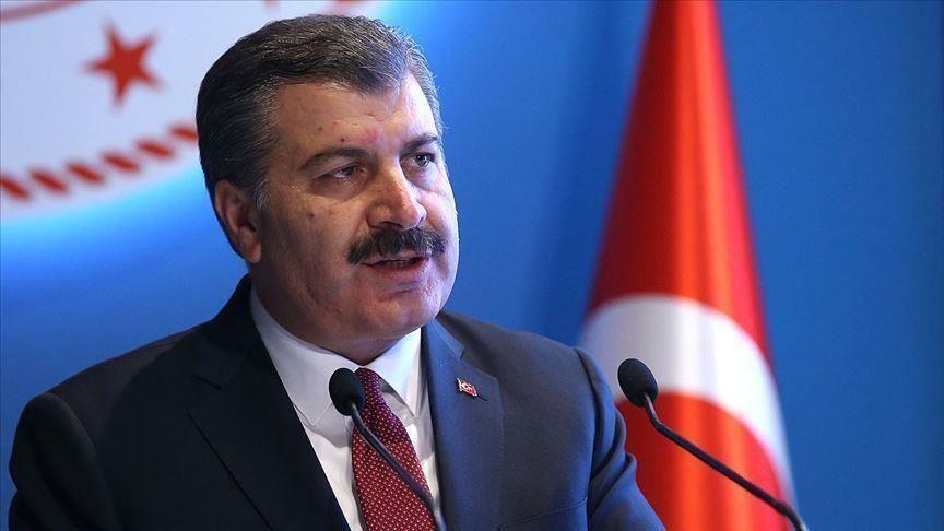 وزير الصحة التركي: الأوضاع ستتغير مع انتشار التطعيم