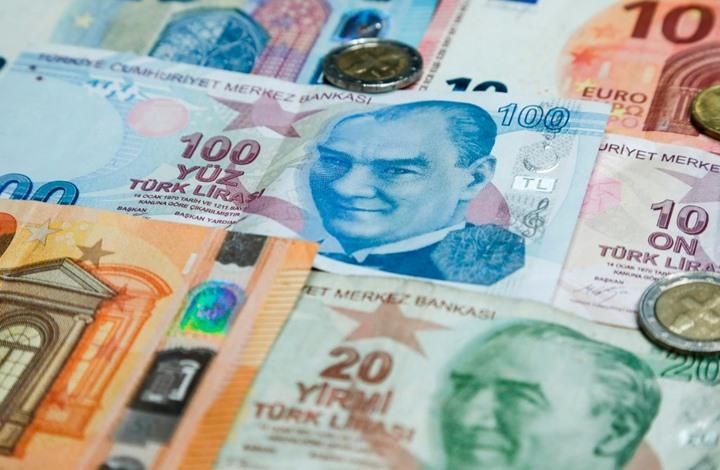 صعود الليرة التركية أمام الدولار في تعاملات اليوم الثلاثاء