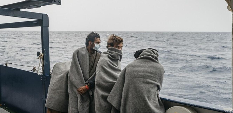 اعتقال مهاجرين وغياب المنظمات الانسانية والسكان المحليين غاضبين من الحكومة