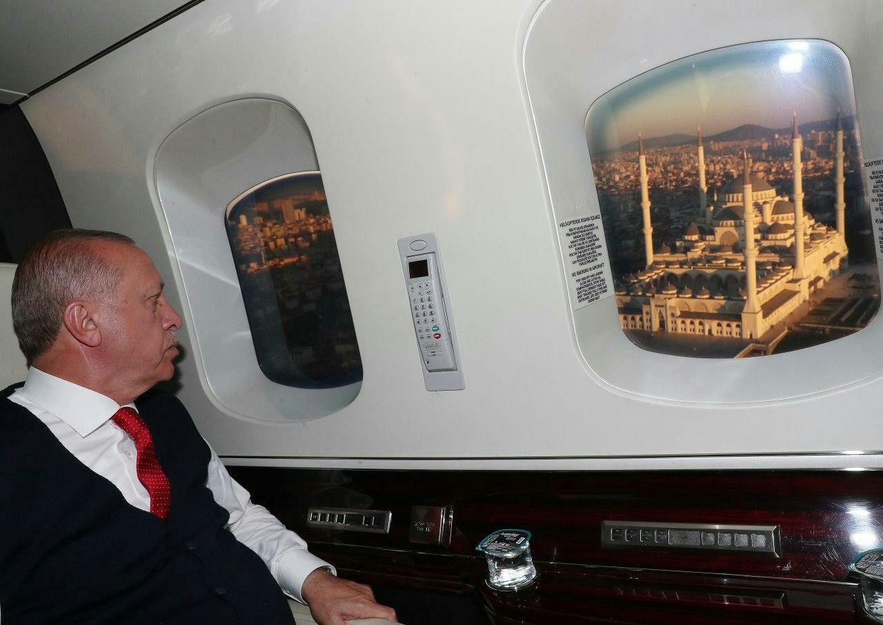 الرئيس التركي اردوغان يعتزم زيارة  أذربيجان يوم الثلاثاء