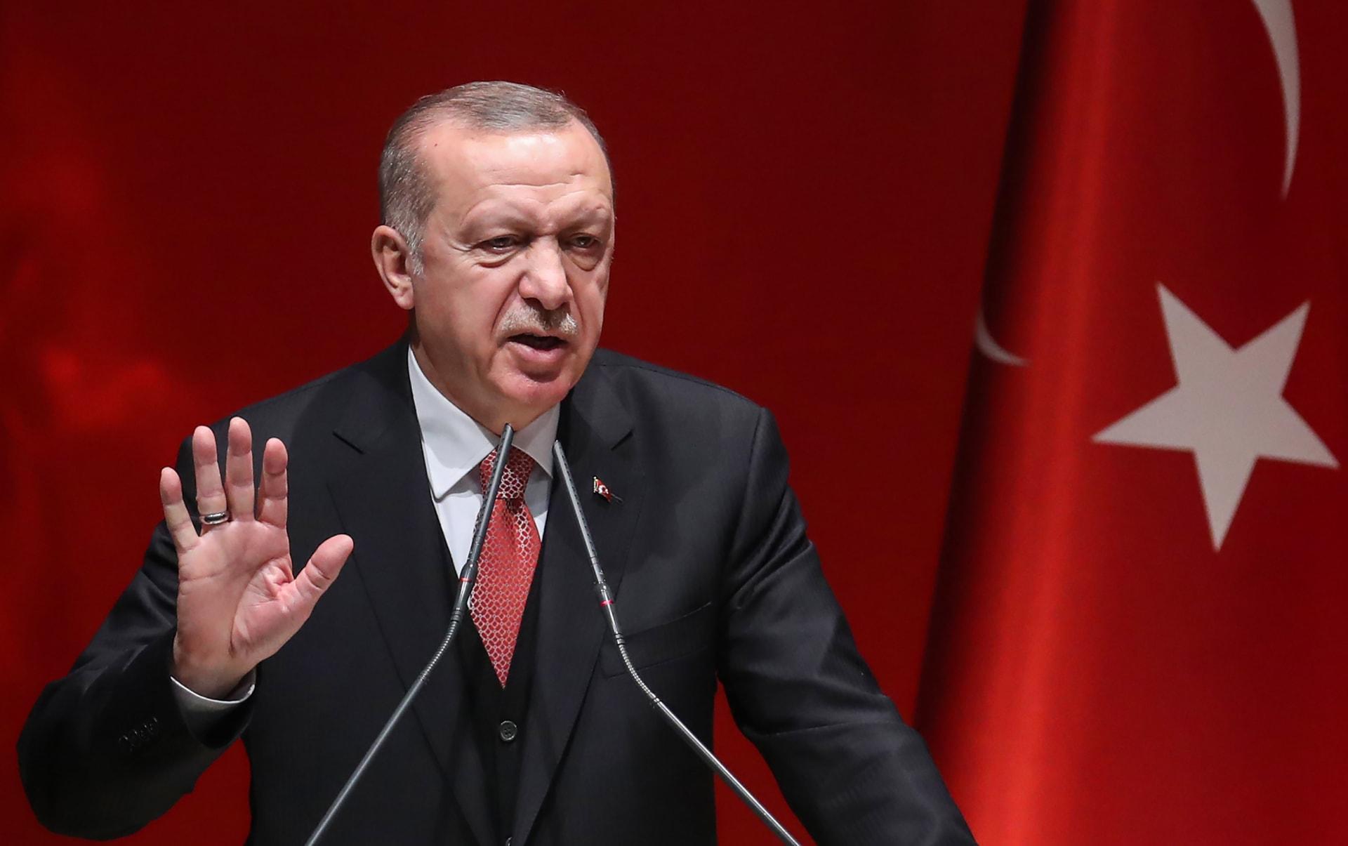 أردوغان: ساسة الغرب يسعون لاستغلال معاداة الإسلام لتحقيق مكاسب سياسية