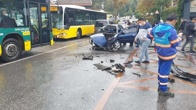 وفاة عامل في حادث خطير في باشاك شهير باسطنبول .. السبب!!